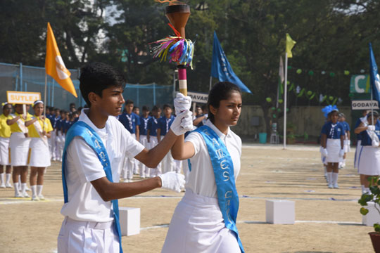 Inter House Athletics Meet Event Categories Sishya