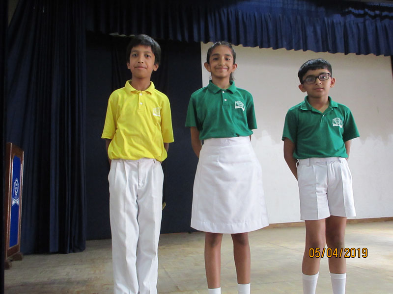 Hindi Elocution Competition | Event Categories | Sishya